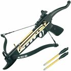 (New in box)Self Cocking 80Lb Tactical Handheld Hunting Archery Pistol Crossbow