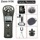 Handy Recorder DSLR Audio Video Interview Stereo Microphone with 16GB Card