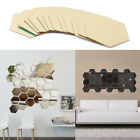 24pcs Wall Sticker Wall Decal Plastic Removable Home Decor Diy Supplies
