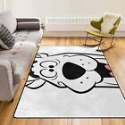 Funny Scooby Doo Area Rugs For Kids Room│Living room│Comfortable Carpet
