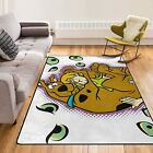 Scooby Doo Being Watched Area Rugs For Living room│Kids room│Comfortable Carpet