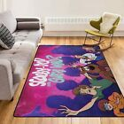 Scooby Doo and Guess Who Area Rugs For Living room│Kids room│Comfortable Carpet