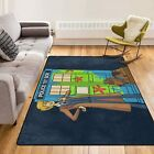 Scooby Doo Scooby Who Area Rugs For Living room│Kids room│Comfortable Carpet