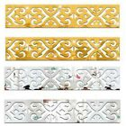 Decoration Wall Sticker Gold/silver Home House Living Room Room Set Brand New
