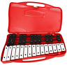 More images of A-Star AP7111 25 Note Chromatic Glockenspiel with Plastic Beaters in Red Plastic