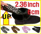 Heel lift Pad shoe insole high insert Air Cushion 6cm Wedding Graduation Arafeel