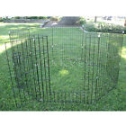 Exercise 8 Pen Fence Dog Crate Cage Cat Kennel 5 sizes