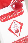 Personalised Gift Bag for Ruby 40 Wedding Anniversary