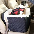 Snoozer Lookout I Dog Pet Car Booster Seat W/ Strap Safe Puppy Travel All Sizes