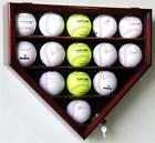 14 Soft Ball Softball Display Case Rack Stand Cabinet