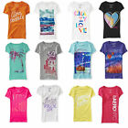 NWT AEROPOSTALE WOMENS GRAPHIC TSHIRT MIXED LOT QTY 3