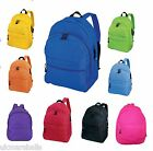 CENTRIX TREND SCHOOL BACKPACK PUCKSACK BAG - 11 COLOURS