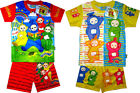 TELETUBBIES Baby Boy Toys Clothes Outfit T Shirt Shorts