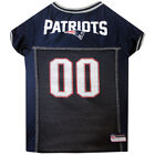 New England Patriots NFL pet dog game jersey (all sizes) Blue $18.99 USD on eBay