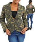 Camouflage Blazer JACKET small medium and large