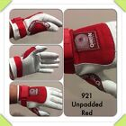 Owen Handball Gloves 921 Unpadded White/Red Indoor & Outdoor One Wall 3 | 4 Wall