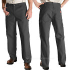 Dickies Work Jeans Mens Relaxed Fit Carpenter Duck Jean 1939 Cotton Pants 30-50