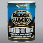 EVERBUILD QUALITY 904 BLACK FELT ADHESIVE 1, 2.5 OR 5 LITRES ***SPECIAL OFFER***