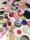 Assorted Quality Sewing /Scrapbooking Cardmaking Craft Buttons 250g-960g SALE