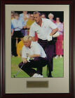 Arnold Palmer & Jack Nicklaus 1971 Ryder Cup Framed Golf Photo 11x14 OR 16x20