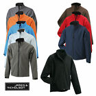 James & Nicholson Mens Softshell Jacket JN135 Herren Softshell Jacke