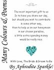 50 Wedding Money Poem Cards Heart Design For Invitations Ask For Money/honeymoon
