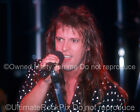SHARK ISLAND PHOTO RICHARD BLACK 8x10 Concert Photo in 1988 by Marty Temme