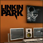 LARGE LINKIN PARK BAND LOGO WALL ART MURAL STICKER TRANSFER STENCIL DECAL