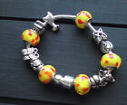 Charm Bracelet 'Silver Plated'