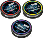 100 Metre 7lb 15lb 35lb Monofilament Fishing Line on a Spool