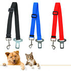 NEW DOG PADDED CAR & WALKING HARNESS TRAVEL SEATBELT LEAD