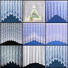 Choice Of Great Value Premium Quality Jardiniere Net Curtains And Net Sets