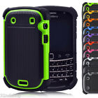 Shock Proof Case Cover For BlackBerry Bold 9900 & 9930 + Screen Protector Cloth