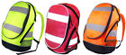 Hi Vis Rucksack Choice of Colours High Visibility Backpack Hi Viz School Bag