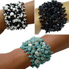 Handmade Beaded Bracelet Ladies Wristband Womens Beads Bangle Jewellery Jewelry
