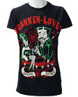 Darkside Clothing Franken Lover Monster Bride Horror Short Sleeved Top Tshirt