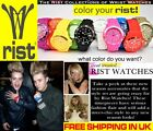 New Rist SI-Series Celebrities Mens Womens Girl Fashion Analogue Unisex Watch