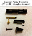 Crosman Plastic Breech Includes Rear Sight 1377 1322 2240 2250 2260 2289