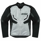 Icon Compound Mesh Jacket all sizes & colors R1 R6 CBR GSXR ZX