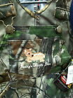 "NEW REALTREE HARDWOODS GREEN HD OVERALL SKIRT JUMPER ""DADDY'S LITTLE DEER"""
