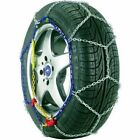 Konig T9 Car Snow Chains - Snowchains For 16' (Inch) Wheels - All Tyre Sizes