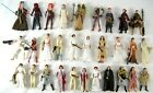 STAR WARS MODERN FEMALE FIGURES FROM VARIOUS YEARS - MANY TO CHOOSE FROM !