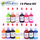 StarBrite Tattoo Ink 14 Bottle Starter Kit - 14 Different Colors