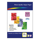 50 Sheets of A4 / 4x6 High Quality Glossy Photo Paper for Inkjet Printers