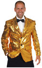 Deluxe GOLD  Sequinned Showman / Cabaret  Jackets