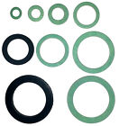 Fibre & Rubber Washers 1/4 3/8 1/2 3/4 1 11/4 11/2 Inch Various Quantities