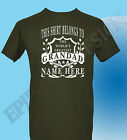 Grandad The World's Greatest T-Shirt Personalised Add Your Name Gift Grandad