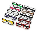 Unisex Retro Designing Plastic glasses frames Accessories no lenses Fancy Dress