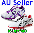 ASICS DS LIGHT WB3 FOOTBALL MENS SOCCER BOOTS _SZ US 6~10