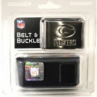NFL Belt and Buckle - Upto 46 in Waist - Brand New, Various Teams
